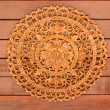 Thai wood craft — Stock Photo #41894025