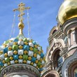 Church of the Savior on Blood, St. Petersburg, Russia — ストック写真