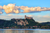 Fortress Borromeo of Angera - Italy - 2 — Stock Photo