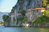 St. Catherine's Hermitage - Italy — Stock Photo