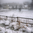 Stock Photo: Wintry Scenery-9