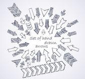 Setas — Vetorial Stock