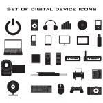 Постер, плакат: Electronic set
