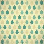 Retro raindrops — Stock Vector #14244639