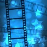 Film background — Stock Vector #25931667