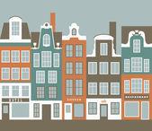 Amsterdam — Vetorial Stock