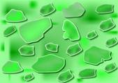 Dark green texture — Stock Vector