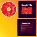 CD cover design — Stock Vector #37219977