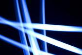 Luz laser abstracto ondulado. — Foto de Stock