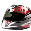 Motorcycle helmet — Stock Photo #19655485