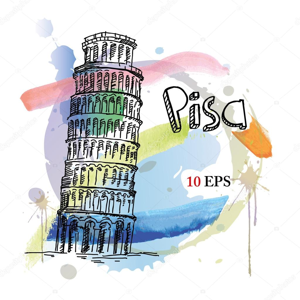 Facts About The Leaning Tower of Pisa in Italy Leaning Tower of Pisa Italy