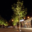 Photo: Square at night, Main Railway Station, Wroclaw, Poland
