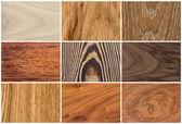Wood textures - wooden floor — Stock Photo