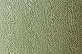 Yeşil deri doku veya arka plan — Stok fotoğraf