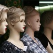 Mannequins — Stock Photo