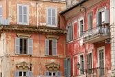 Old town houses in Italy — Stock Photo