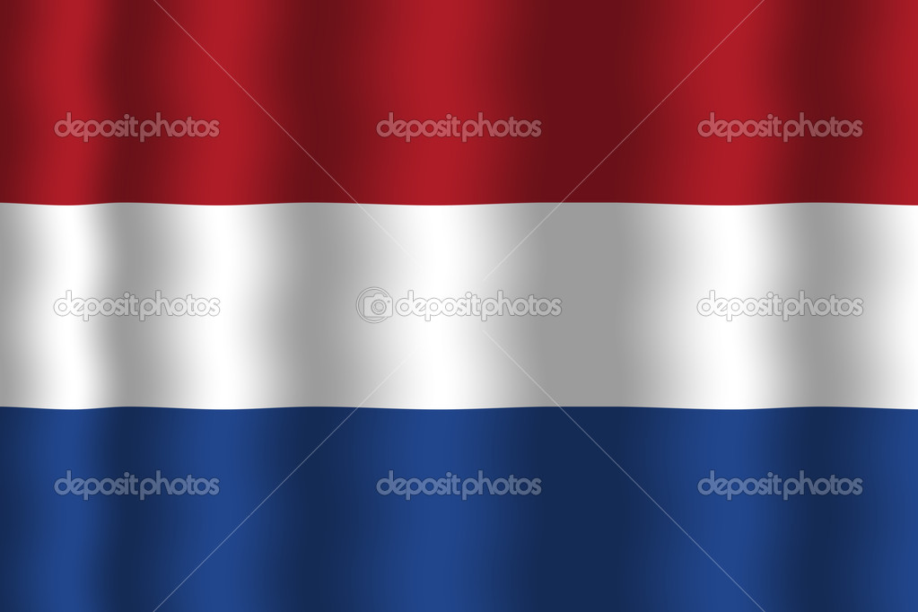 Netherlands Flag Waving Waving Netherlands Flag Photo by Promesastudio