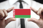 Belarus Flag — Stock Photo