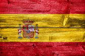 Spain Flag — Stock Photo