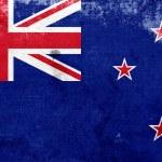 Grunge New Zealand Flag — Stock Photo #39298609