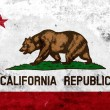 Grunge California State Flag — Stock Photo #39983319