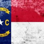Grunge North Carolina State Flag — Stock Photo #40218771