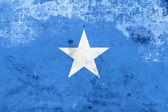 Grunge Somalia Flag — Stock Photo