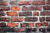 Old brick wall texture or background — Foto de Stock