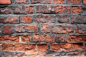 Old brick wall texture or background — Stockfoto