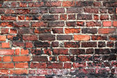 Old brick wall texture or background — Foto Stock