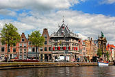 Haarlem, Netherlands — Stock Photo