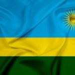Waving Rwanda Flag — Stock Photo #47203329