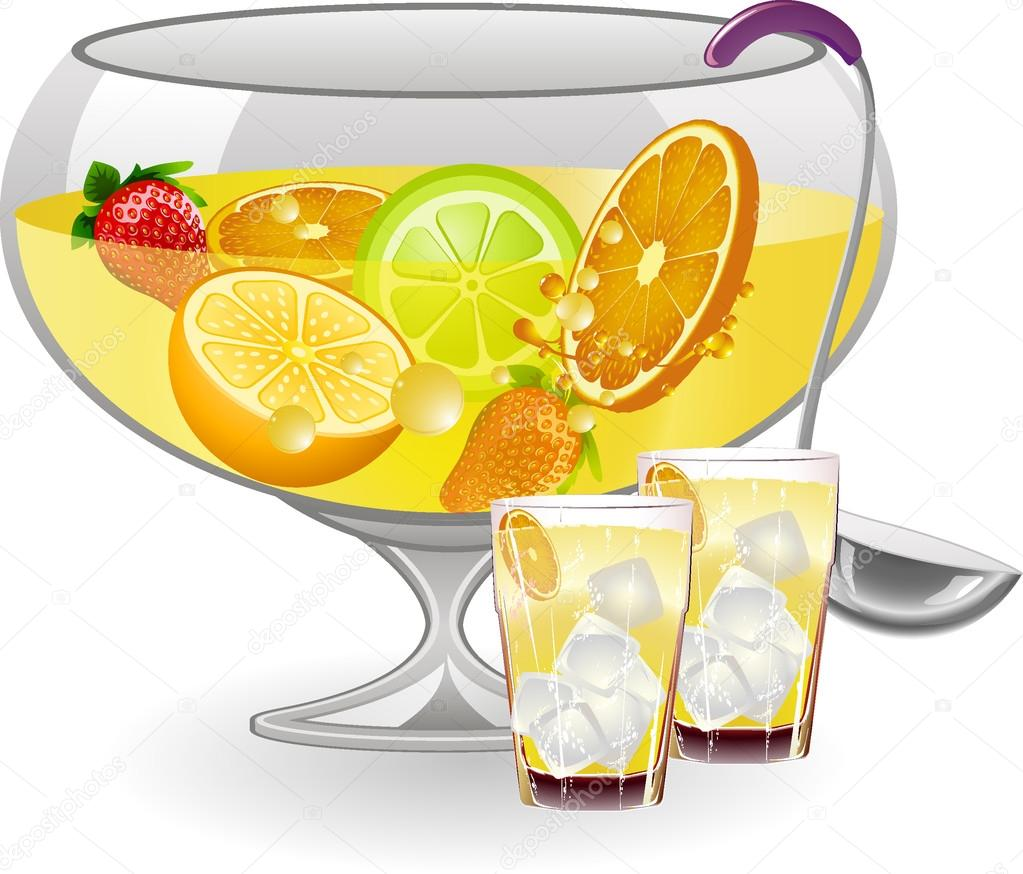 fruit pictures fruit punch bowl