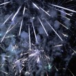 Firework Starburst — Stock Photo #9422266