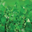 Green Abstract background — Imagens vectoriais em stock