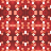 Pixels pattern — Stock Vector