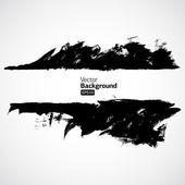 Grunge 黑色背景 — 图库矢量图片