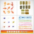 Royalty-Free Stock Vector Image: Grunge background.
