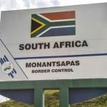 Monantsapas Border Control — Stock Photo #40575131