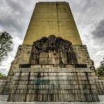 Monument to Alvaro Obregon — Stock Photo #40653931