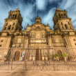 Mexico City Metropolitan Cathedral — Stock Photo #40654185
