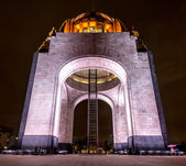 Monument to the Mexican Revolution — Stock Photo