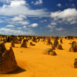 Pinnacles Desert, Australia — Stock Photo #40738483