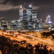 perth skyline — Stock Photo #40738699