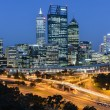 perth skyline — Stock Photo #40738731