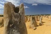 石峰沙漠澳大利亚 — 图库照片