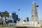 Cenotaph of the Kings Park War Memorial in Perth — Stock Photo