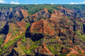 Waimea Canyon in Kauai, Hawaii Islands — Stock Photo