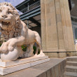 Stock Photo: Medici Lion, Vorontsov Palace, Ukraine