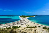 Bush Key in the Dry Tortugas National Park — Stock Photo